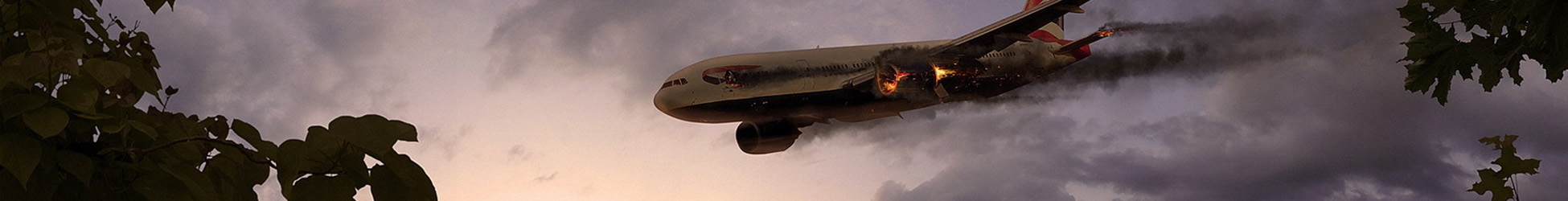 Risque Majeur - Crash avion