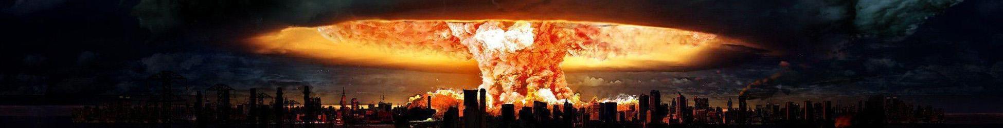 Risque Majeur - Explosion nucléaire